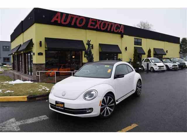 2012 Volkswagen Beetle-ClassicTurbo PZEV | 981644