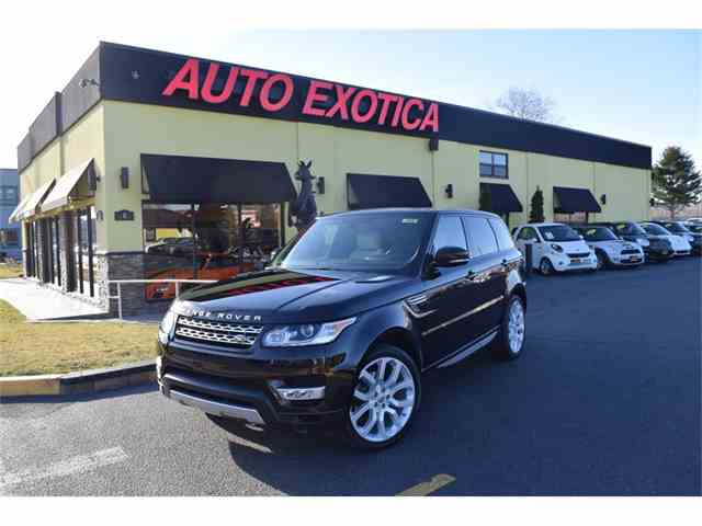 2014 Land Rover Range Rover SportHSE | 981651