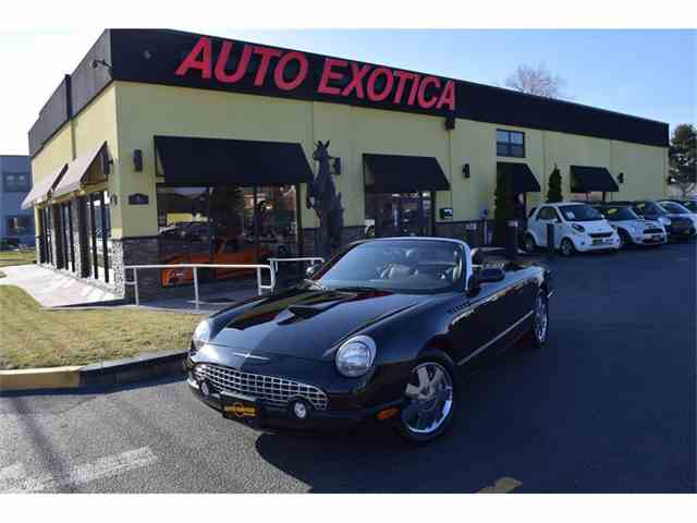 2002 Ford Thunderbird | 981652