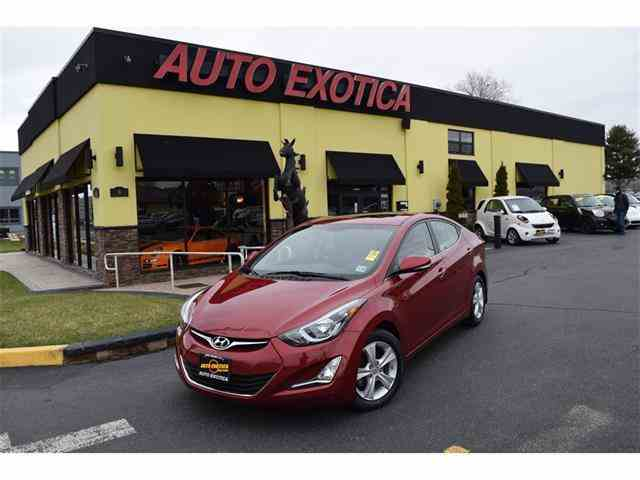 2016 Hyundai ElantraSE | 981657