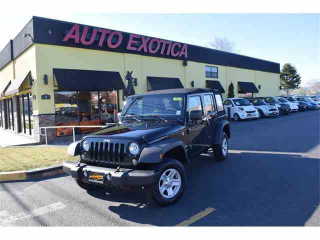 2016 Jeep Wrangler   981658