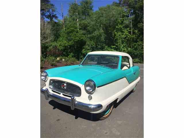 1958 Nash Metropolitan | 981672