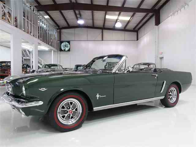 1965 Ford Mustang   981683