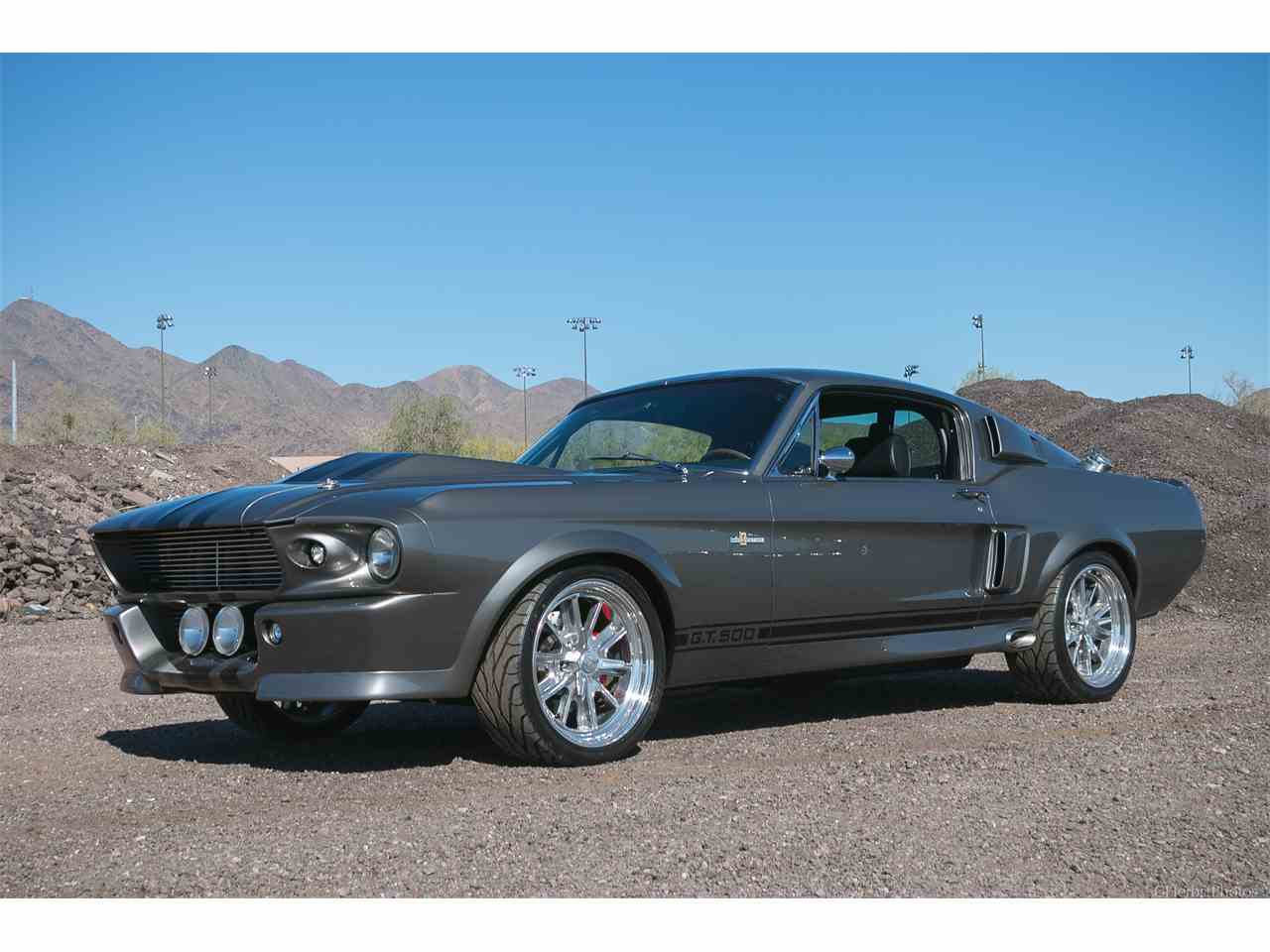 1967 ford mustang for sale cc 981687. Black Bedroom Furniture Sets. Home Design Ideas