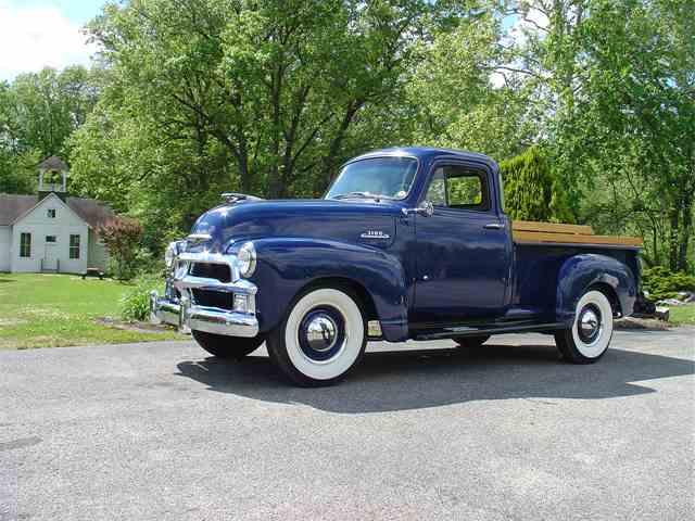 1954 Chevrolet 3100 | 981690