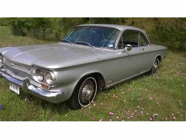 1963 Chevrolet Corvair Monza | 981694