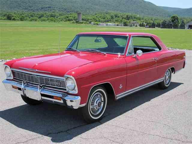 1966 Chevrolet Nova SS | 981695