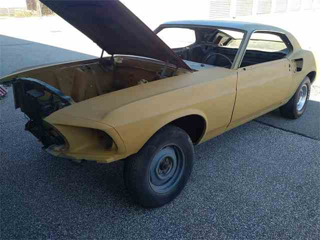 1969 Ford Mustang | 981699