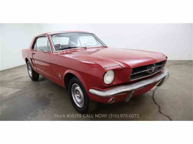 1965 Ford Mustang | 980017