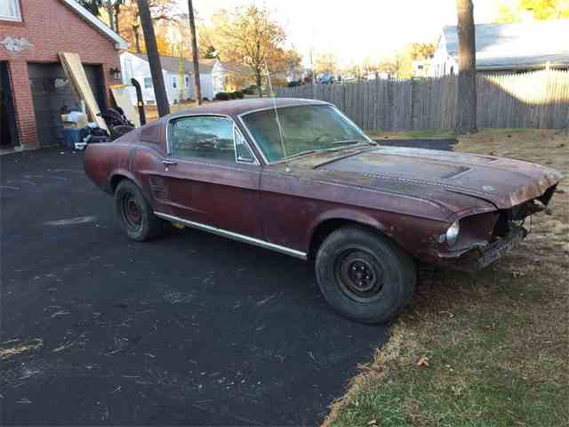 1967 Ford Mustang | 981701