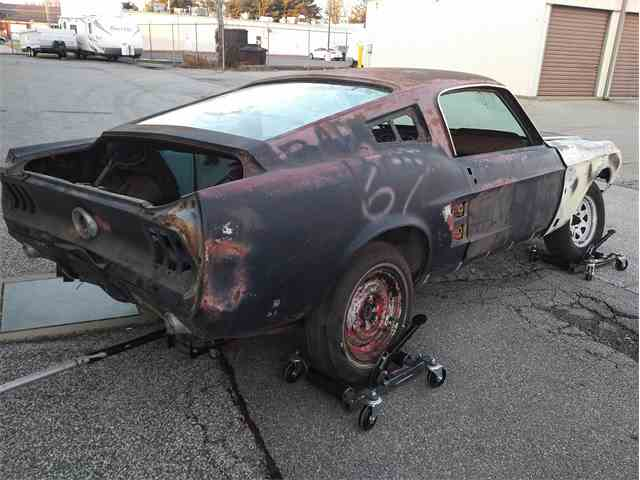 1967 Ford Mustang | 981705