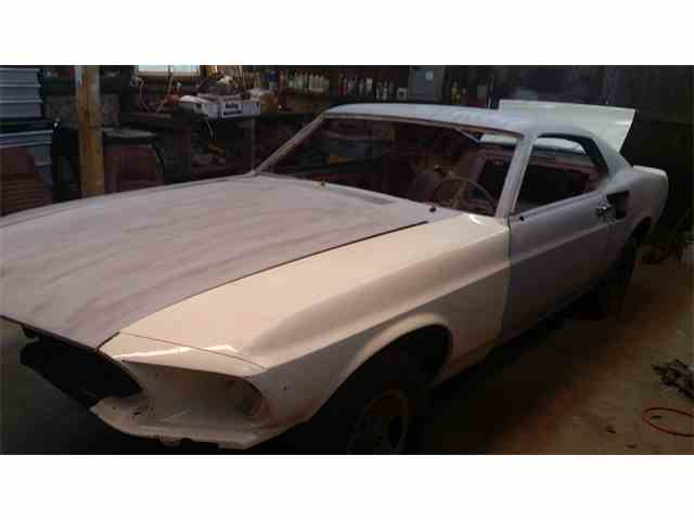 1969 Ford Mustang | 981706
