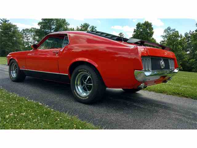 1970 Ford Mustang | 981707