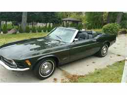 1970 Ford Mustang for Sale - CC-981708