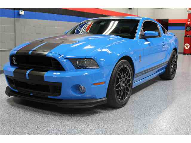 2013 Shelby Mustang | 981723