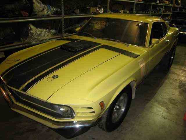 1970 Ford Mustang | 981733