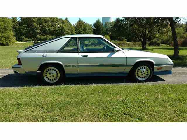 1983 Dodge Charger   981736