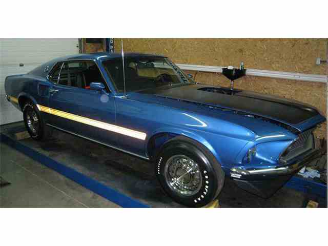 1969 Ford Mustang | 981738