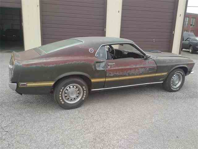 1969 Ford Mustang | 981740