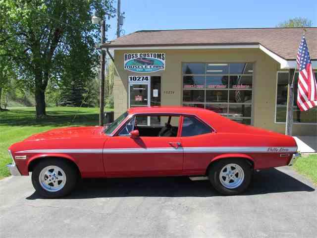 1972 Chevrolet Nova | 981752
