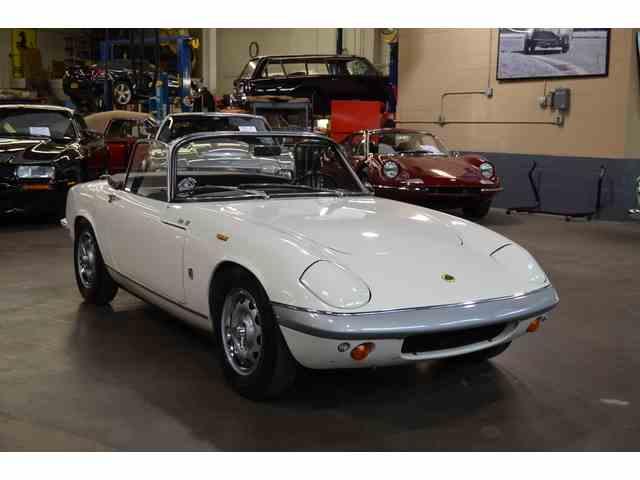 1966 Lotus Elan   981767