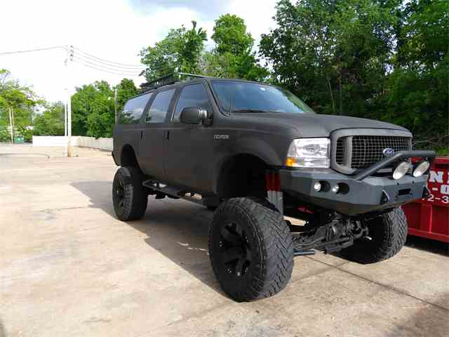 2001 Ford Excursion | 981769