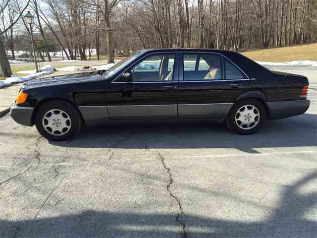1993 Mercedes-Benz 600SEL | 981775