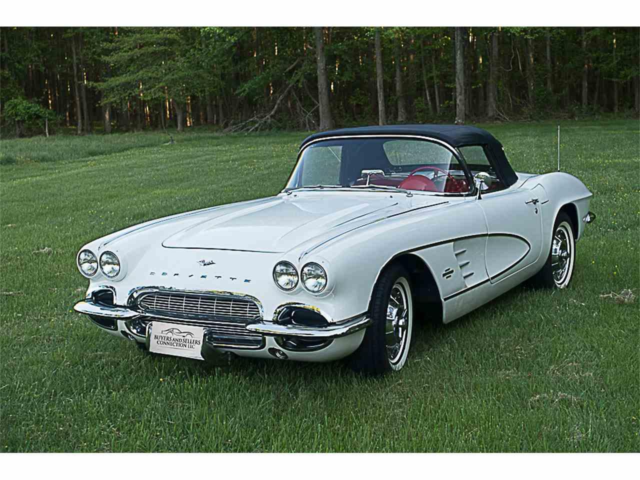 1961 Chevrolet Corvette for Sale - CC-981783