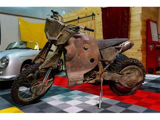 "2009 Kawasaki KLX Motorcycle The Familiars Bike from ""Priest""   981797"