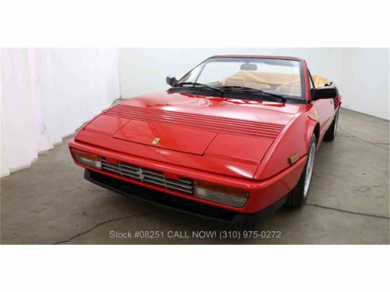 1987 ferrari mondial for sale cc 980018. Black Bedroom Furniture Sets. Home Design Ideas