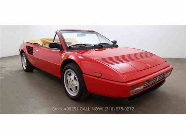 1987 Ferrari Mondial | 980018