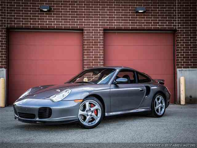 2003 Porsche 911Turbo X50 | 981803