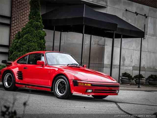 1986 Porsche 911Carrera Turbo Slantnose | 981807