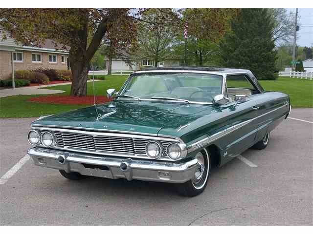 1964 FORD GALAXIE  500 | 981810