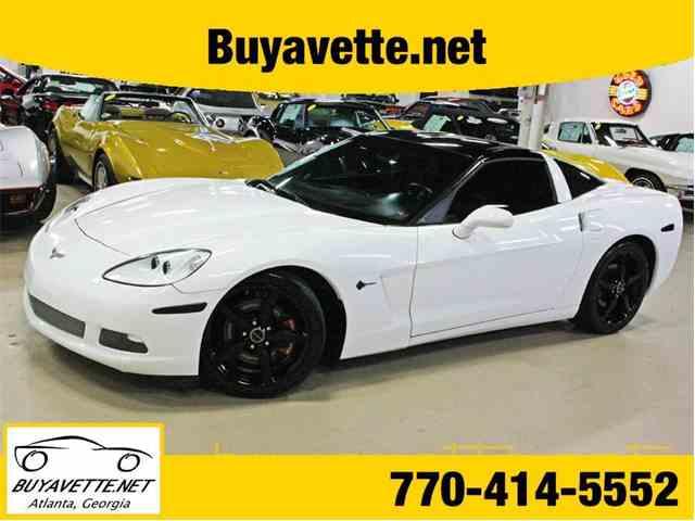 2005 Chevrolet Corvette | 981812