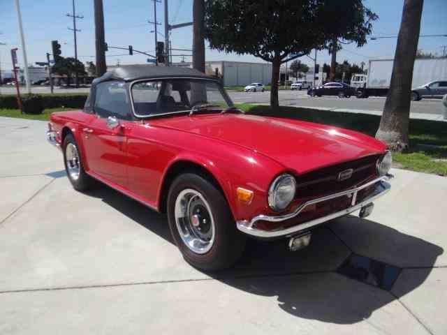 1972 Triumph TR6 | 981819