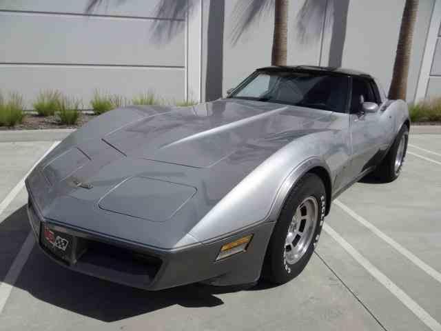 1981 Chevrolet Corvette | 981821