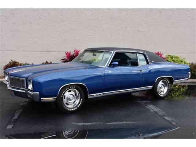 1971 Chevrolet Monte Carlo SS | 980183