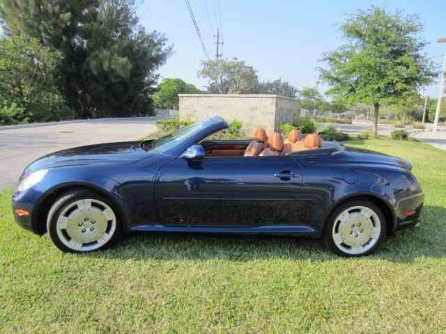 2002 Lexus SC430 | 981836