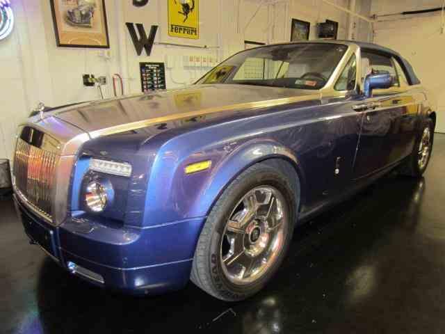 2008 Rolls-Royce PhantomDrophead Coupe | 981842