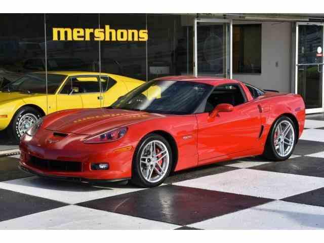 2007 Chevrolet Corvette Z06 | 981853