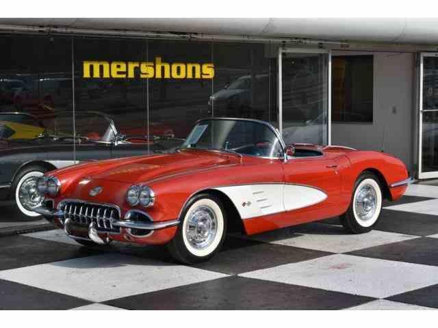 1958 Chevrolet Corvette | 981855