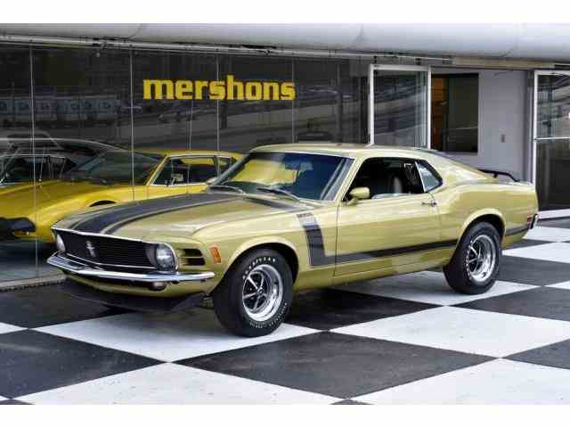 1970 Ford Mustang | 981856