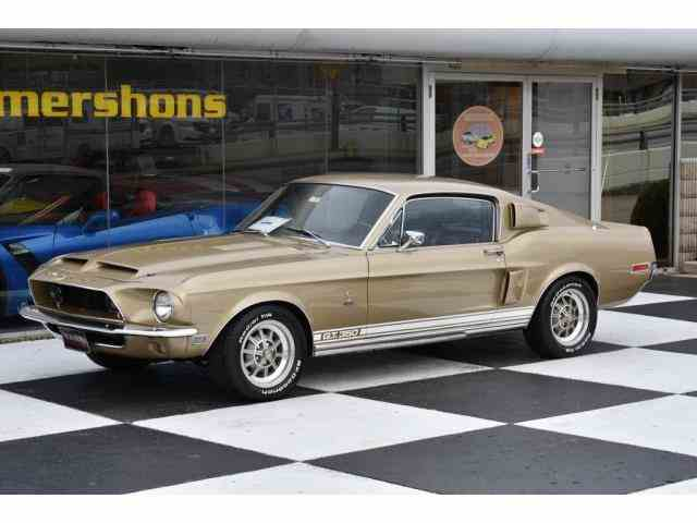 1968 Shelby GT350 | 981860