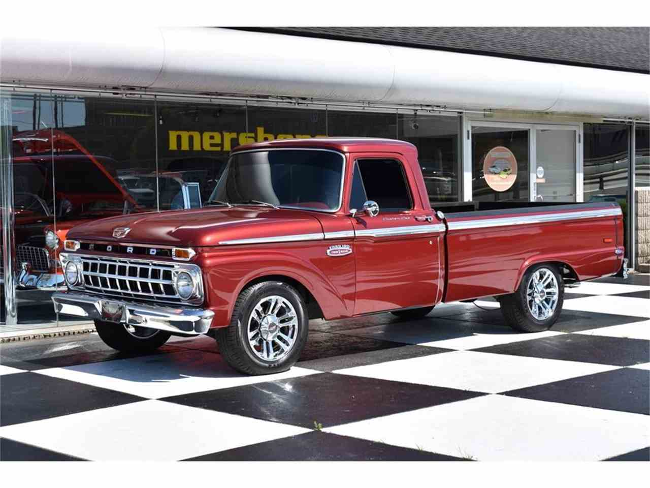 1965 ford f100 for sale cc 981863. Black Bedroom Furniture Sets. Home Design Ideas
