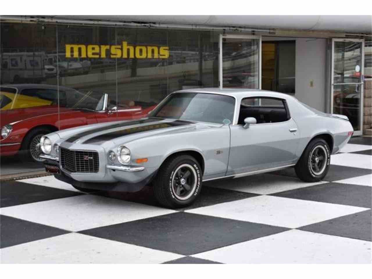 1970 chevrolet camaro z28 for sale cc 981865. Black Bedroom Furniture Sets. Home Design Ideas