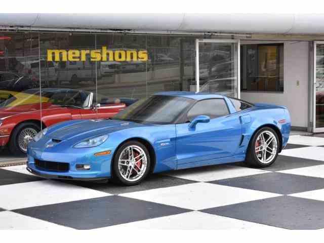 2008 Chevrolet Corvette Z06 | 981867