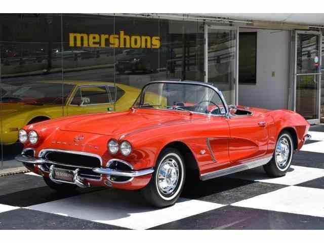 1962 Chevrolet Corvette | 981872