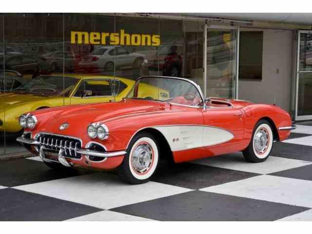 1958 Chevrolet Corvette | 981873