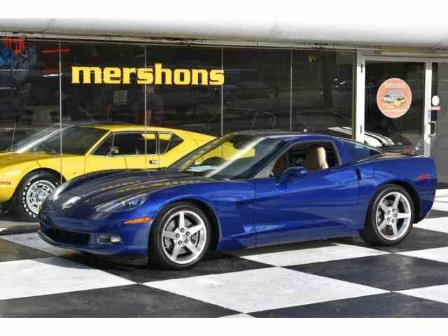 2005 Chevrolet Corvette | 981878